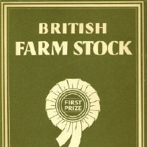 Image of Book - British Farm Stock