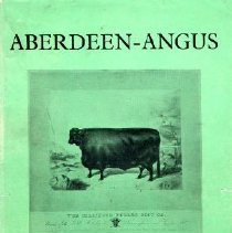Image of Book - Aberdeen-Angus: The Breed for Beef