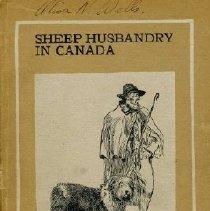 Image of Book - Sheep Husbandry in Canada