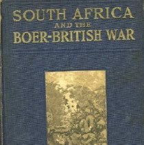 Image of Book - South Africa and the Boer-British War, Volume I of II