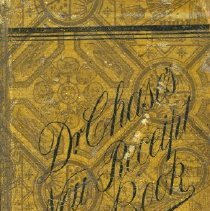 Image of Book - Dr. Chase's New Receipt Book