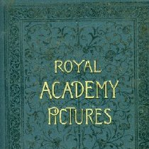 Image of Book - Royal Academy Pictures and Sculpture, 1912