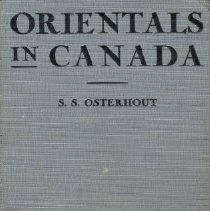 Image of Book - Orientals in Canada