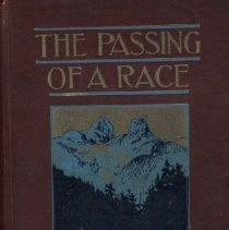 Image of Book - The Passing of a Race