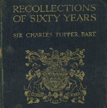Image of Book - Recollections of Sixty Years