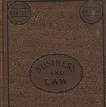 Image of Book - Business and Law