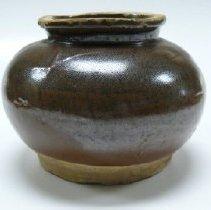 Image of Jar, Food-Storage - 1962.002.001