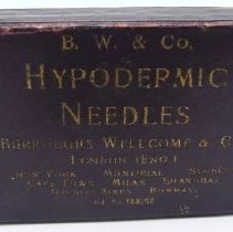 Image of Needles, Hypodermic - 1962.006.018a-b