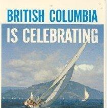 Image of Postcard - British Columbia is Celebrating