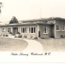 Image of Postcard - Chilliwack Public Library