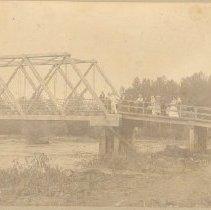 Image of Print, Photographic - Vedder Bridge