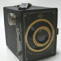 Image of Camera, Box [Agfa] - 1985.015.006a