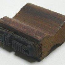 Image of Stamp, Marking - 1987.024.006