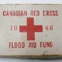 Image of Box, First Aid - 1989.001.001a-b