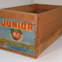 Image of Box, Apple - 1990.010.001