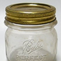 Image of Jar, Preserving - 1990.010.025a-c