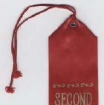 Image of Ribbon, Prize - 1995.014.005