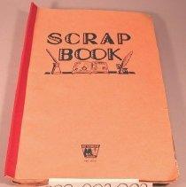 Image of Scrapbook - 1998.002.003a-b