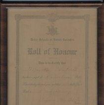 Image of Reward of Merit - 1998.011.006