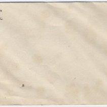 Image of Envelope - 1998.012.011