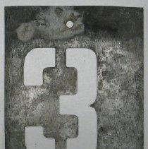 Image of Stencil - 1999.023.0018.005