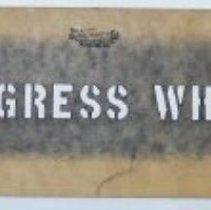 Image of Stencil - 1999.023.0040.0001
