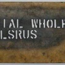 Image of Stencil - 1999.023.0040.0007