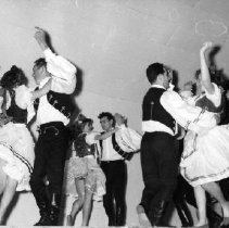Image of Print, Photographic - Hungarian dancers