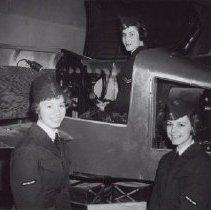 Image of Print, Photographic - 147 Air Cadet Squadron women