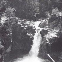 Image of Print, Photographic - Upper Qualicum Falls