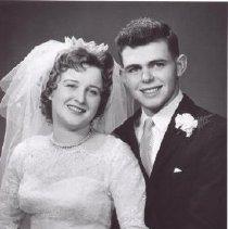 Image of Print, Photographic - Mr. & Mrs. Stanley (nee Miss Plitt)