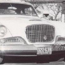 Image of Print, Photographic - 1962 Studebaker