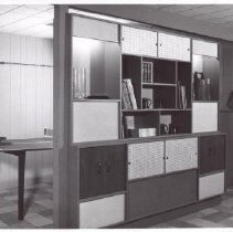 Image of Print, Photographic - Double -Sided Storage Wall