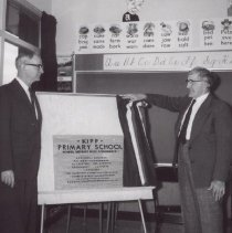 Image of Print, Photographic - Kipp Primary School Opening