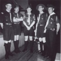 Image of Print, Photographic - Chilliwack Boy Scouts