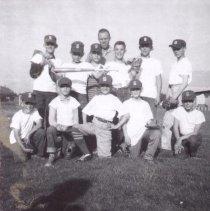 Image of Print, Photographic - Baseball team