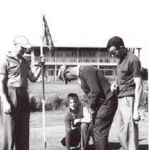 Image of Print, Photographic - Golf Tournament