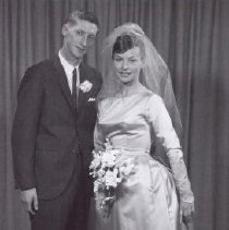 Image of Print, Photographic - Mr. and Mrs. Danny Friskey