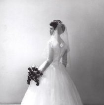 Image of Print, Photographic - Bride of the Month: Betty Bartel
