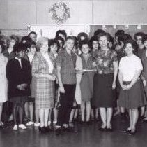 Image of Print, Photographic - Sardis Jr. Secondary School Students