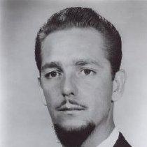 Image of Print, Photographic - Hypnotist , Dr. John C. Hughes, hypnotist