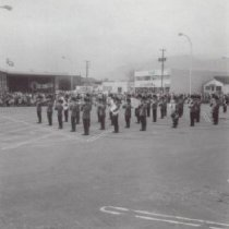Image of Print, Photographic - Camp Chilliwack Military Band