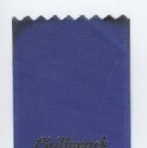 Image of Ribbon, Prize - 2000.016.001