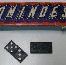 Image of Dominoes - 2003.037.001