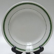Image of Plate, Serving - 2004.002.002