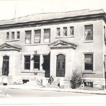 Image of Postcard - Chilliwack Post Office
