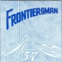 Image of Annual - Frontiersman Annual