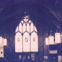 Image of Print, Photographic - St. John the Baptist Anglican Church Interior