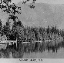 Image of Print, Photographic - Cultus Lake BC