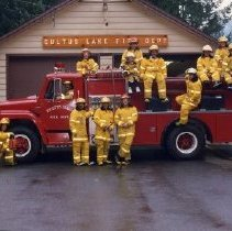 Image of Print, Photographic - Cultus Lake Fire Department